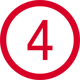 number-four-in-circular-button (2)